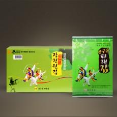 갓구운 파래김 광천원김 선물세트 25g x 10봉